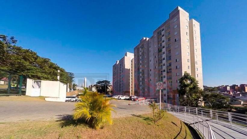 Apartamento no Residencial Ideal Parque Sugaya